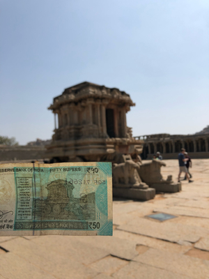 Weekend Trip To The City Of Ruins, Hampi