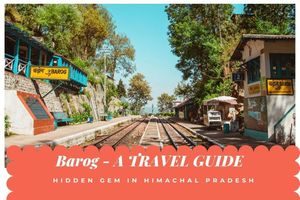 Barog - Travel Guide to a hidden gem in Himachal Pradesh - Road to Taste