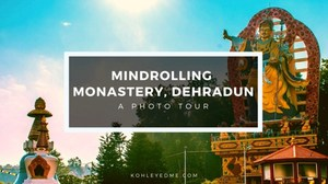 Mindrolling Monastery- A Photo Tour