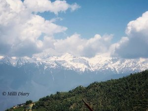 Day 3: Snow clad mountains, Meadows and Waterfalls- A scenic day at Dalhousie
