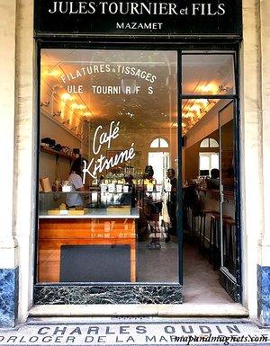 Café Kitsune Palais Royal 1/undefined by Tripoto