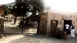Al Reem Desert Camp - Overnight Desert Stay in Oman!