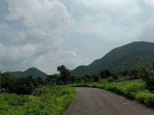 Aravalli waterfall- Is travelling loser's game?