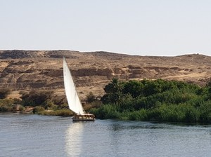 The Natural Beauty of the Nile, Egypt - Camping for Women