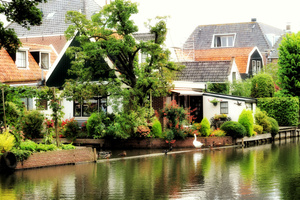 Discovering the pretty Dutch villages