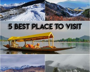 5 Best places to visit in December in India - 2019 Updated