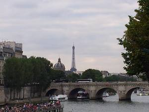 Europe Diaries : Must visit places of Paris