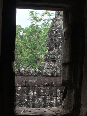 Temples of Angkor 2- Bayon temple