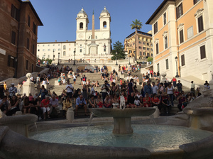The Italian Adventure- Rome