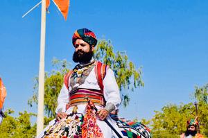 Dessert Festival 2018, Jaisalmer Rajasthan