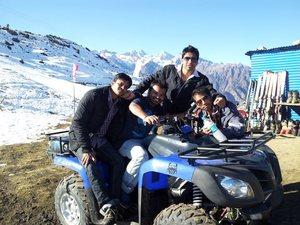 Auli Snow Skiing - An Adventure Sport Destination