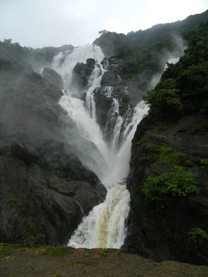 Mystic Doodhsagar – From Railway Tracks to Waterfall
