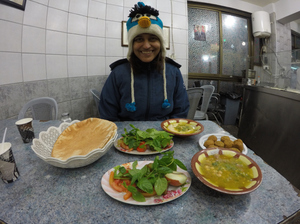 Being A Vegetarian In Jordan