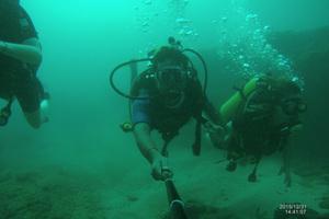 My First Dive Encounter in Hikkaduwa, SriLanka