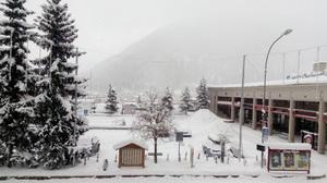 Davos and Zurich - Photo Blog