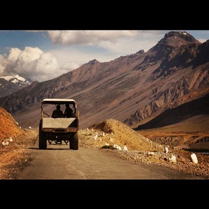 Road Trip Through Spiti Valley