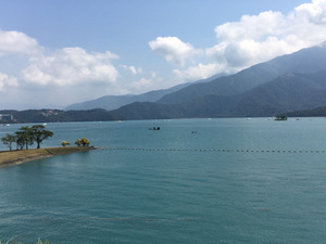 Sun Moon Lake-Nantou, Taiwan