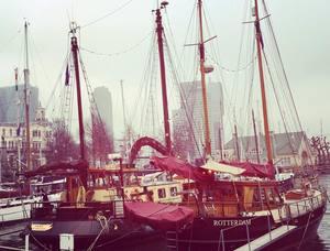 Netherlands-Rotterdam & Amsterdam