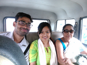 Tripping with Granny: An excursion to Majuli, Assam