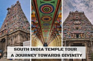 South India Temple Tour - A journey towards divinity