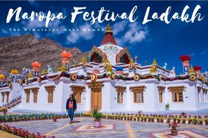 Naropa Festival Ladakh - The Himalayan Maha Kumbh