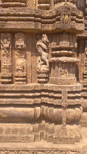 Konark Sun Temple 1/undefined by Tripoto