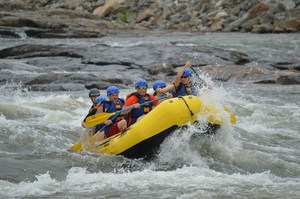 White Water River Rafting In Rishikesh - Nomadic Foot