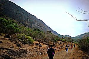 Trekked the Rajmachi Trek Route