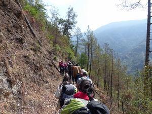 A beautiful Himalayan journey - Roopkund trek! :)