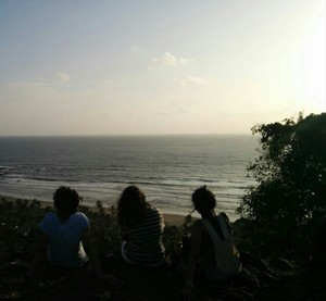 The typical Goa trip that gets cancelled at the last minute. But this one happened