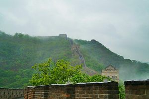 The Great Wall of China - 'Man Made Masterpiece'