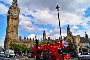 Central London - A Very Touristy Itinerary