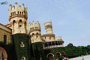 Bangalore Palace - Castle and Royalty - Traveller Hoots