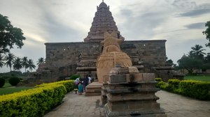 Standing against the Time for 1000 years - Gangai Konda Chozhapuram