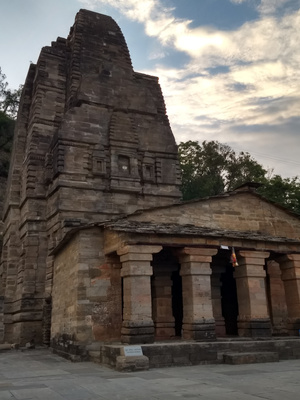 Katarmal Surya Temple 1/undefined by Tripoto