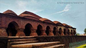 Road trip to a long-lost temple town of Bengal! · Steps and Streets