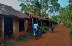 Travel plays a better hand at teaching me Sociology - Life as a local in a remote village