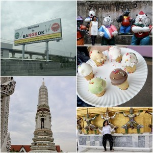 Bangkok Travelogue: Our experience with scenic beauty and shopping