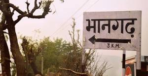 Bhangarh..the Ruined Fort City!!!
