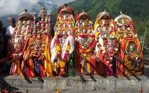 The land of God - goddess, there culture, there rituals