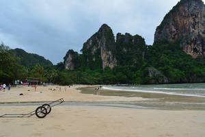 Railay Beach 1/undefined by Tripoto