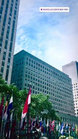 The Big Apple - New York City