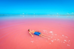 Pink Lakes Around The World That Are Hard To Believe | GarimaShares