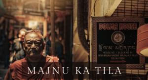Exploring Majnu ka Tila, Eating Mud Cake at Ama Cafe | GarimaShares