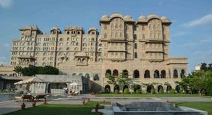 Fairmont Jaipur - A Royal Treat