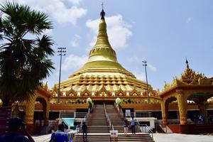 Global Vipassana Pagoda - A Photo Story