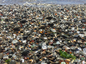 Glass Beach 1/undefined by Tripoto