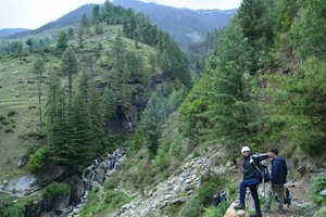 CHAINI PASS TREK-HIMACHAL