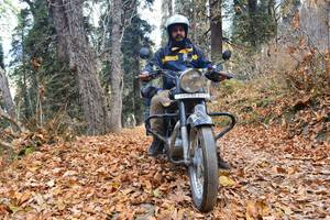 RIDE TO A REMOTE HIMACHAL VILLAGE -GUDDAN