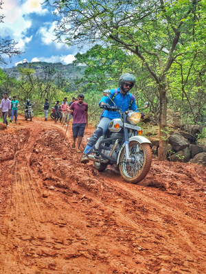 Rajmachi Ride - Muddy Mad Motoring